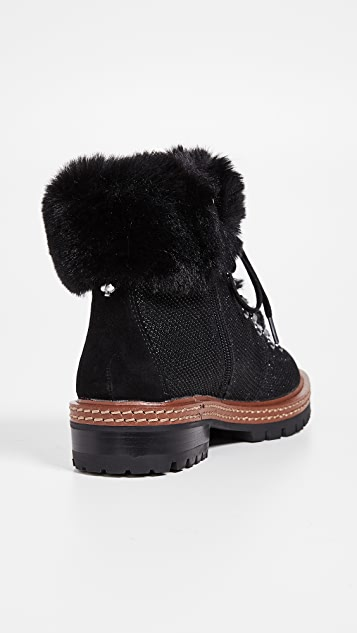 Kate Spade New York Армейские ботинки Rosalie