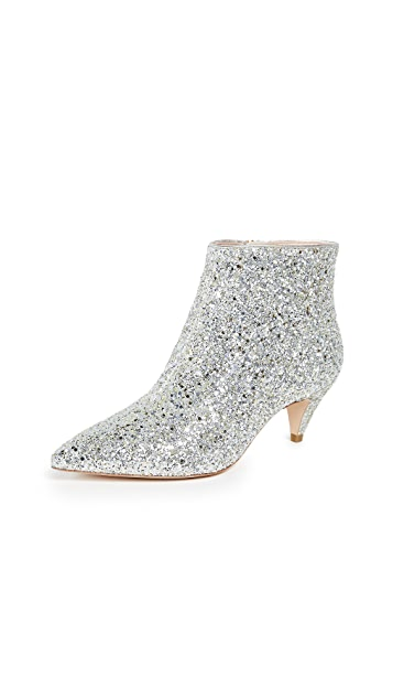 Kate Spade New York Stan Glitter Booties