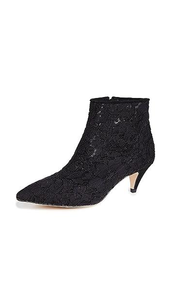 Kate Spade New York Ботильоны Stan на шнуровке