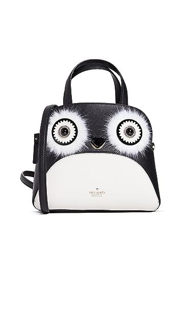 Kate Spade New York Dashing Beauty Penguin Small Lottie Bag