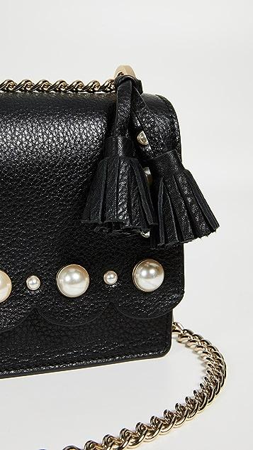 Kate Spade New York Hayes Street Pearl Hazel Bag