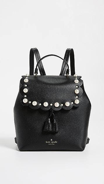 Kate Spade New York Hayes Street Pearl Teba Backpack