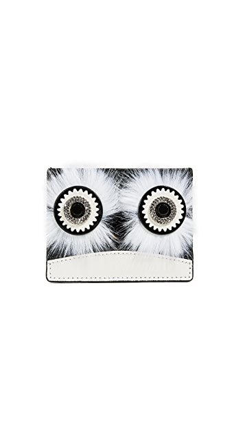 Kate Spade New York Dashing Beauty Penguin Card Holder