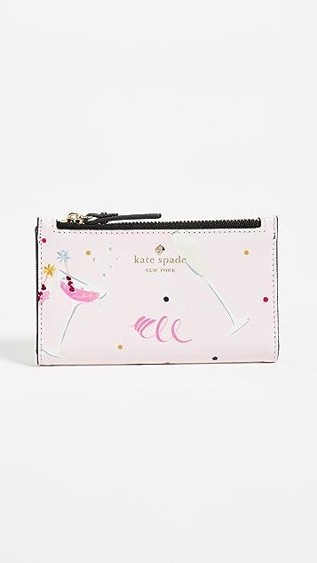 Kate Spade New York Dashing Beauty Mikey Wallet