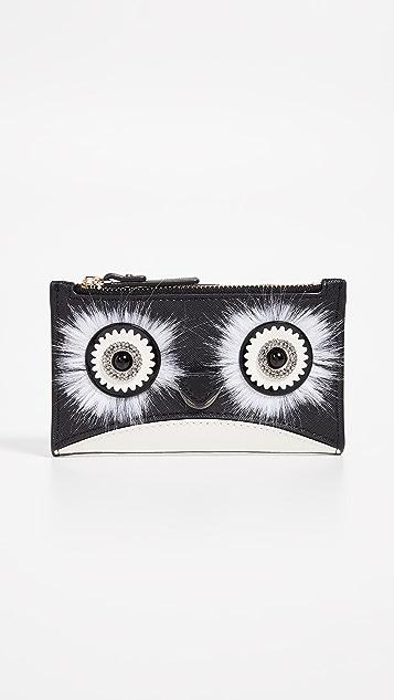 Kate Spade New York Dashing Beauty Penguin Mikey Wallet