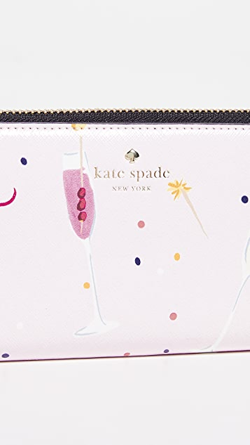 Kate Spade New York Dashing Beauty Lindsey Wallet
