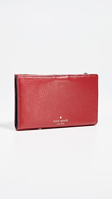 Kate Spade New York Blake Street Hearts Mikey Wallet