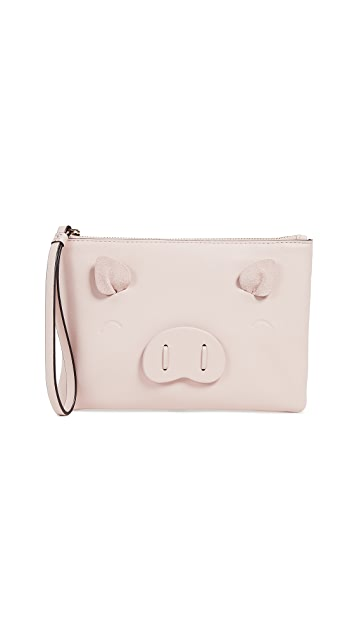 Kate Spade New York Year Of The Pig Small Willa Wallet