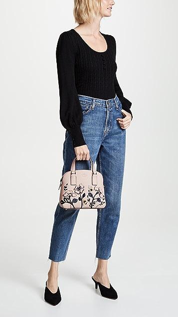 Kate Spade New York Blossom Drive Small Lottie Bag