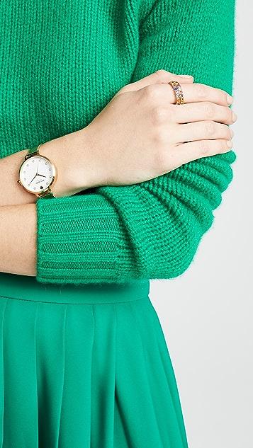 Kate Spade New York Metro Mesh Watch, 34mm