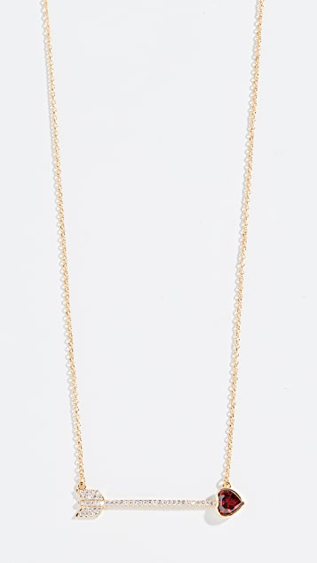 Kate Spade New York Romantic Rocks Pendant Necklace