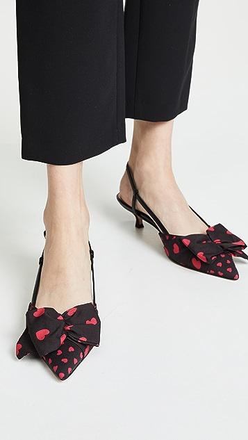Kate Spade New York Туфли с ремешком на пятке на каблуке «рюмочка» Daxton