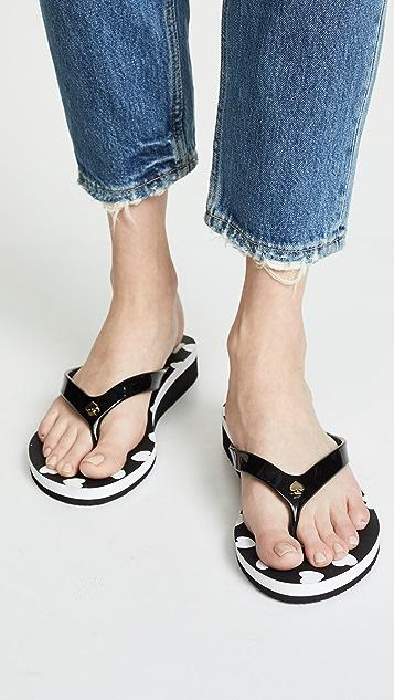 Kate Spade New York Milli 夹趾凉鞋