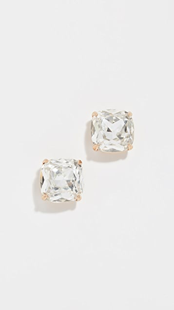 Kate Spade New York Small Square Stud Earrrings