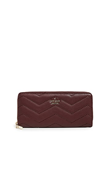 Kate Spade New York Reese Park Lindsey Wallet