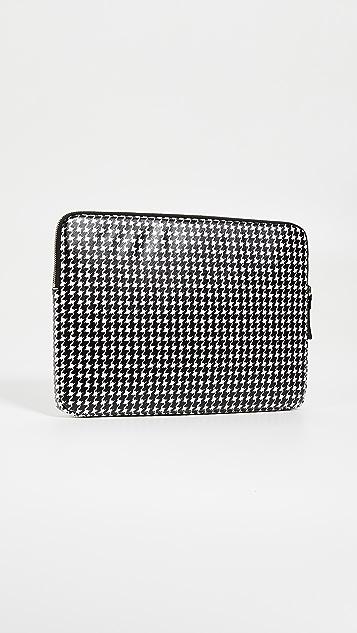 Kate Spade New York Houndstooth Universal Laptop Sleeve