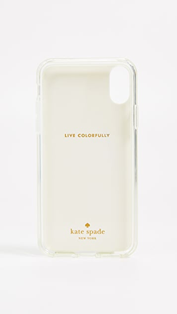 Kate Spade New York Marble Hands Free iPhone X / XS Case