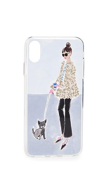 Kate Spade New York Brooklynite iPhone XS Max Case