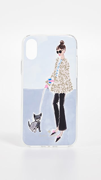 Kate Spade New York Brooklynite iPhone XS / X Case