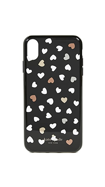 Kate Spade New York Heartbeat iPhone XS Max Case
