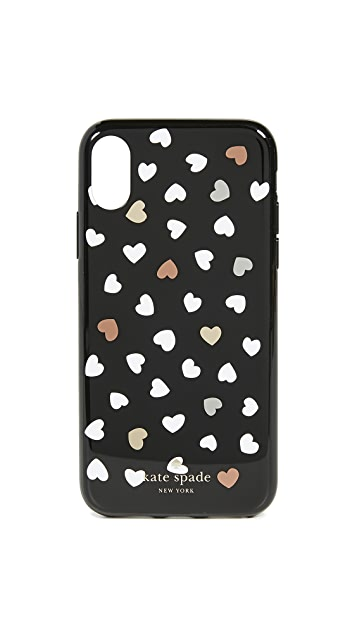 Kate Spade New York Heartbeat iPhone X / XS Case