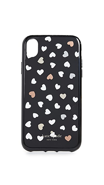 Kate Spade New York Heartbeat iPhone XR Case