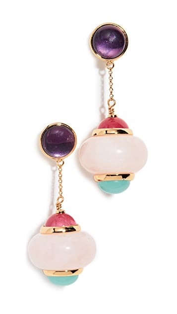Kate Spade New York Confection Linear Drop Earrings