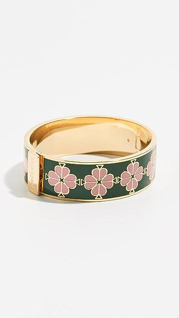 Kate Spade New York Heritage Spade Floral Bangle