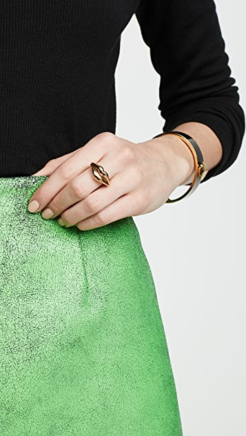 Kate Spade New York Lip Statement Ring