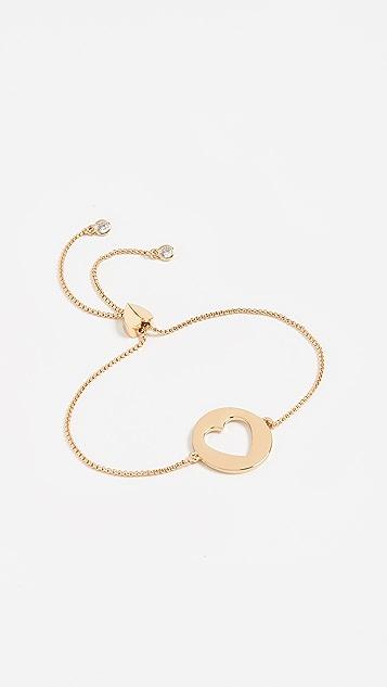 Kate Spade New York Heart Slider Bracelet