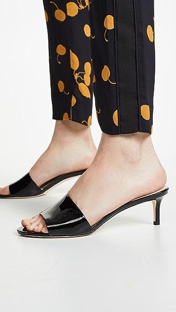 Kate Spade New York Сандалии без задников на каблуке «рюмочка» Savvi