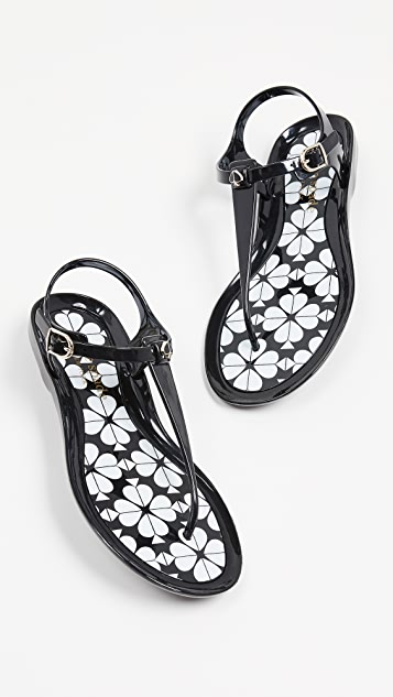 Kate Spade New York Резиновые сандалии Tallula