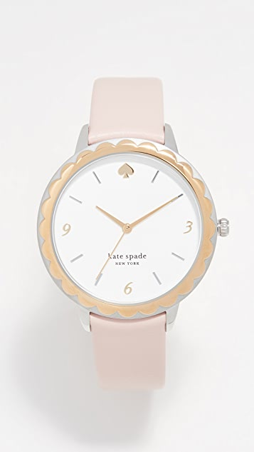 Kate Spade New York Scallop Watch, 38mm