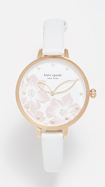 Kate Spade New York Floral Watch, 34mm