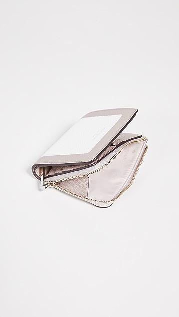Kate Spade New York Маленький кошелек двойного сложения Margaux