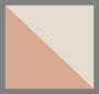 Светлый кремово-коричневый