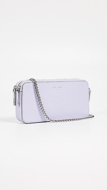 Kate Spade New York Миниатюрная сумка через плечо Margaux