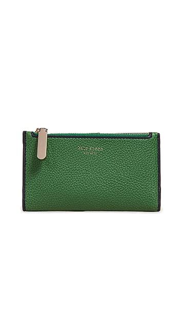Kate Spade New York Sam Small Slim Bifold Wallet