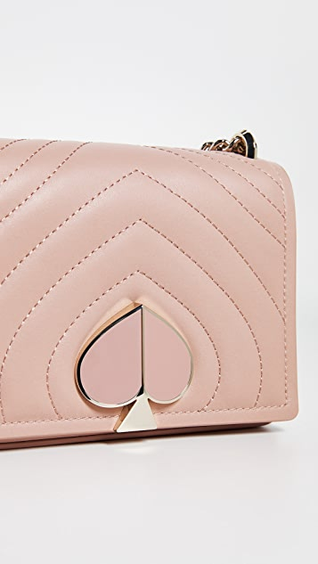 Kate Spade New York Amelia Small Flap Shoulder Bag