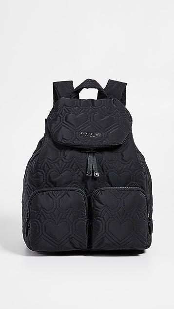 Kate Spade New York Jayne Large Backpack - Black
