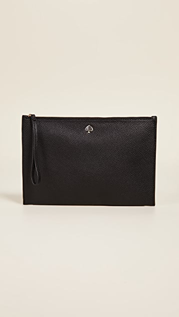 Kate Spade New York Polly Large Wristlet
