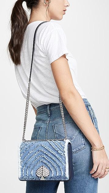 Kate Spade New York Amelia Medium Flap Shoulder Bag