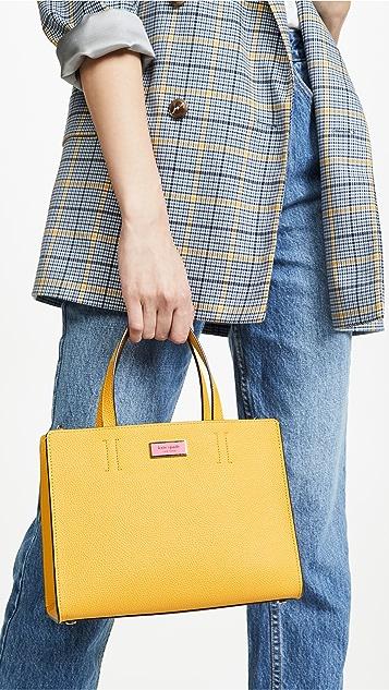 Kate Spade New York Сумка-портфель среднего размера Sam