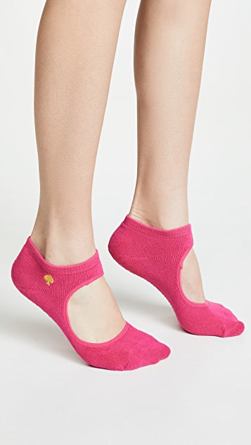 Kate Spade New York 2 Pack Barre Socks