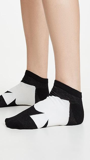 Kate Spade New York 3 Pack Spades Ankle Socks