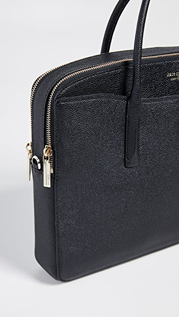 Kate Spade New York Margaux Double Zip Laptop Bag