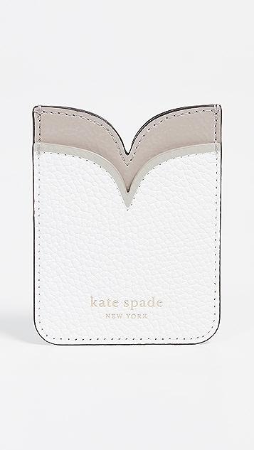 Kate Spade New York Sam Double Sticker Pocket