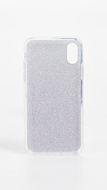 Kate Spade New York Glitter Ombre iPhone XS / X Case