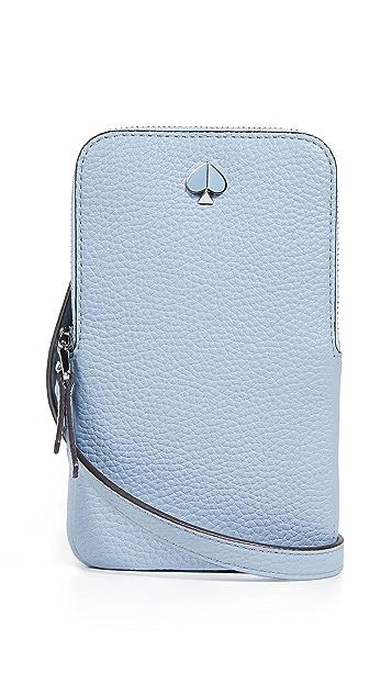 Kate Spade New York Polly North South Phone Crossbody Bag