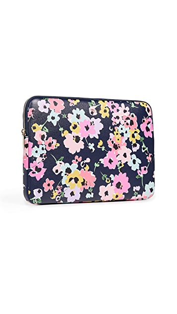 Kate Spade New York Wildflower Bouquet Universal Laptop Sleeve
